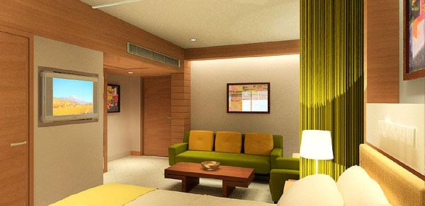 VIP Suite Room - Moolchand Medcity