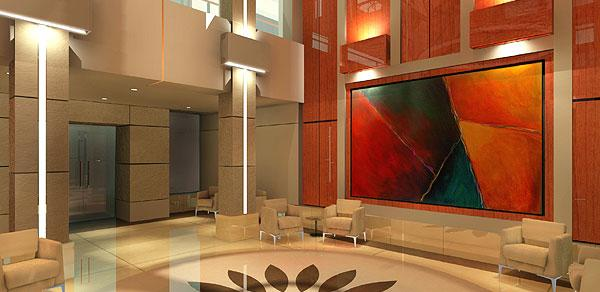 Heritage Lobby - Moolchand Medcity