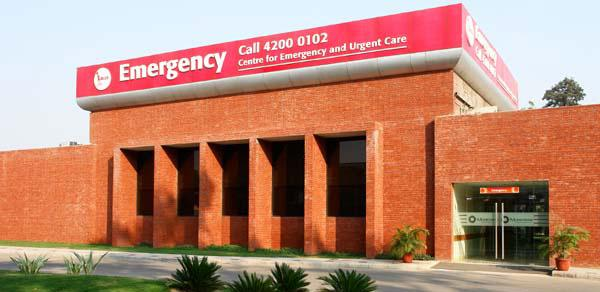 Centre for Emergency and Urgent Care - Moolchand Medcity