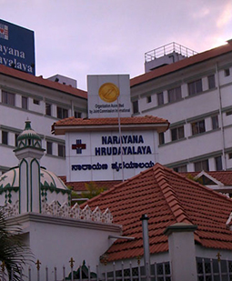 Narayana Hrudayalaya Health City