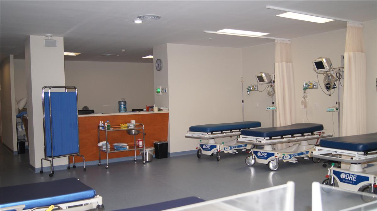 Recovery Area 1 - Galenia Hospital