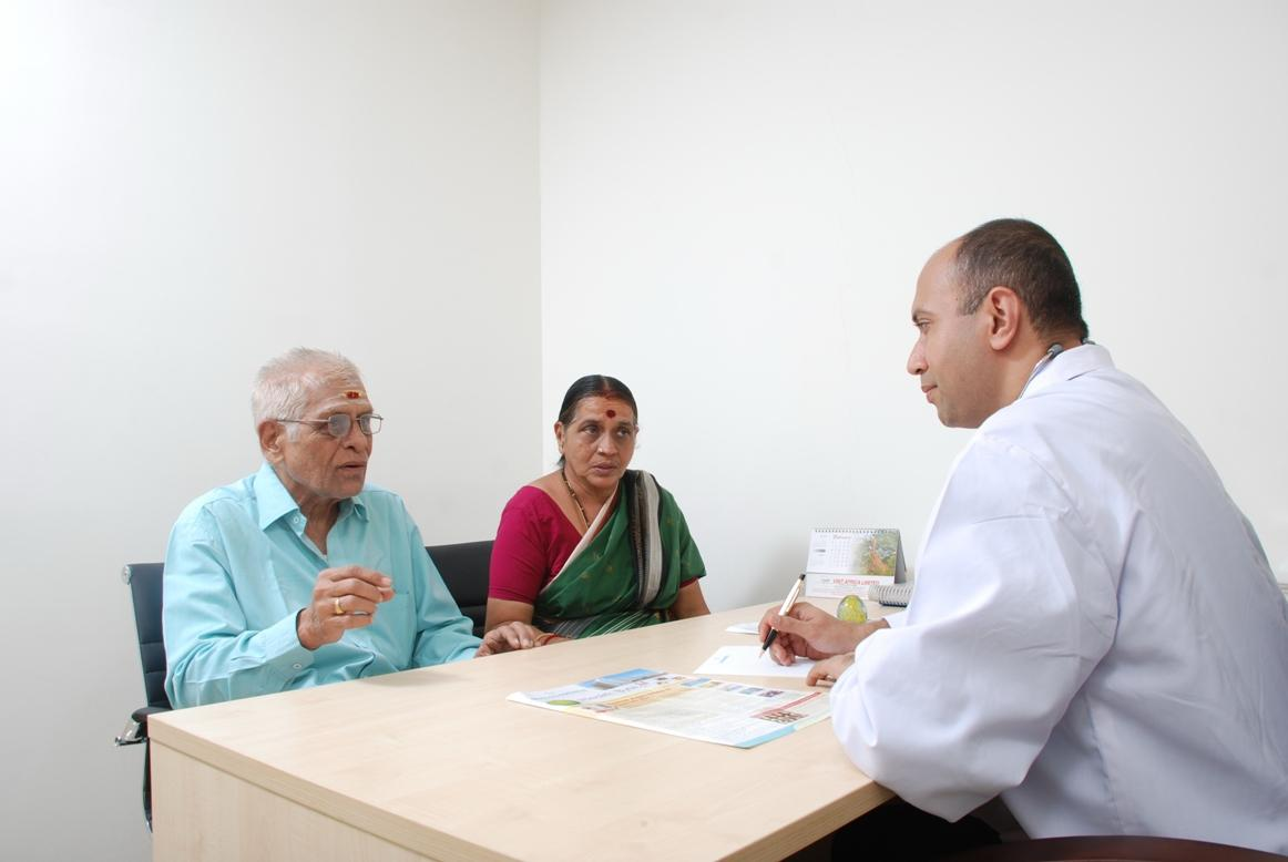 Consulting Room - Sevenhills Hospital