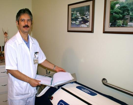 Hyperbaric Chamber - International Bio Care Hospital