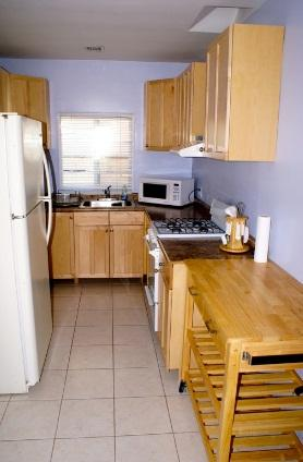 IBC Aparment - Kitchen Area - International Bio Care Hospital