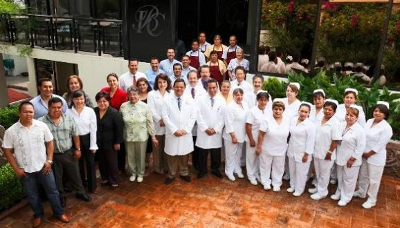 Staff group photo - International Bio Care Hospital