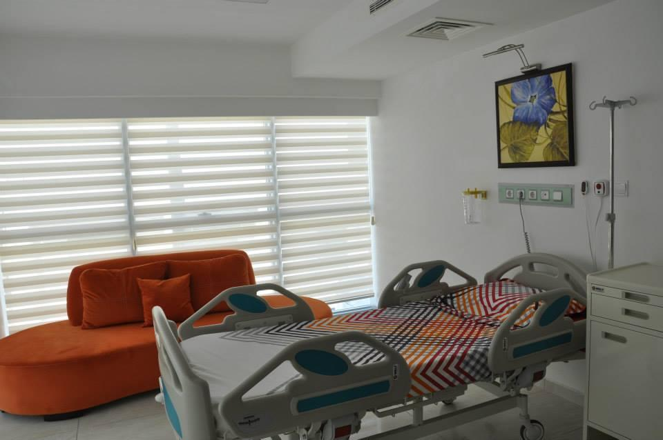 Patients room - Ada IVF International Clinic