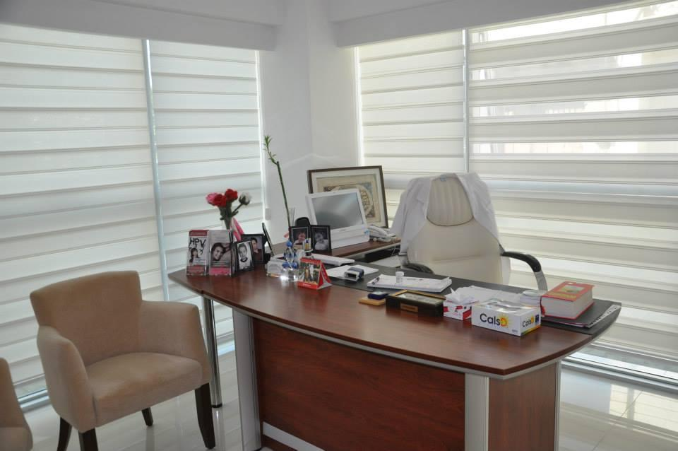 Dr. Verda's office - Ada IVF International Clinic