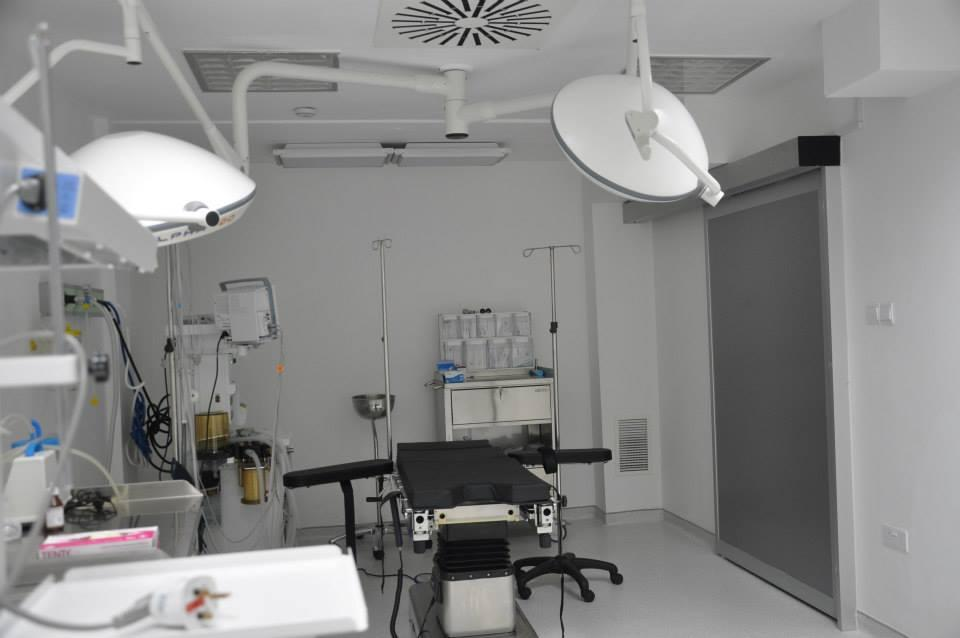 Procedure room - Ada IVF International Clinic