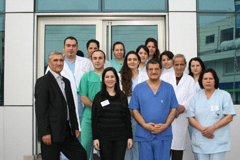 Team Picture - North Cyprus Fertility Clinic