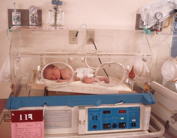 Pediatric Department - Hospital Country 2000