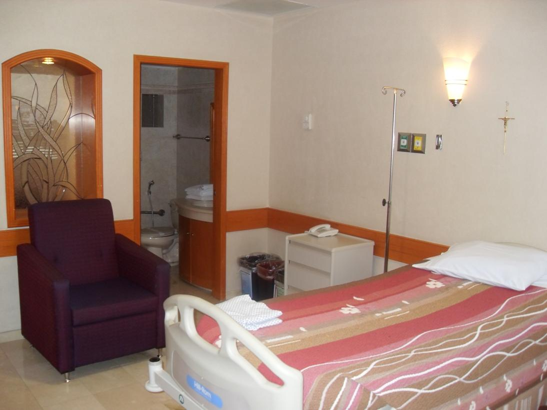 Patient's Room - Hospital Country 2000