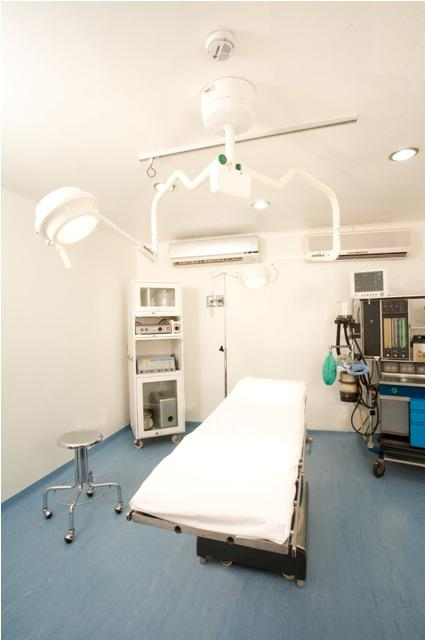 Operation Room - Perfection Medical Spa & Plastic Surgery