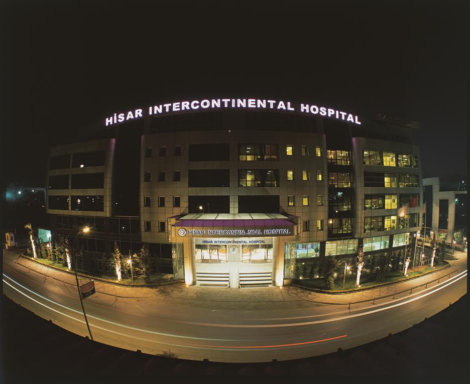 Hisar Intercontinental Hospital