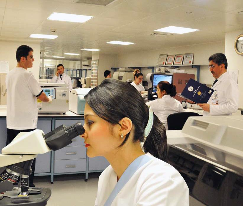 Clinical Laboratories - Hisar Intercontinental Hospital