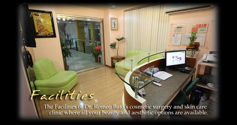 Reception - RVB Cosmetic Surgery and Skin Care Center