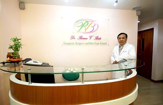 Entrance - RVB Cosmetic Surgery and Skin Care Center