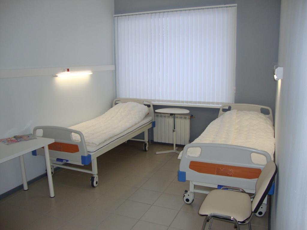 Patient's Room - Nova Clinic