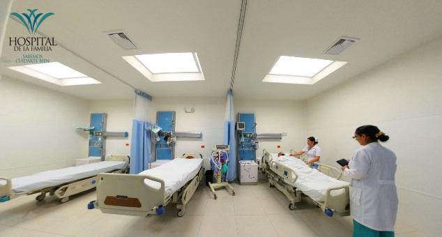 Intensive Care Unit - Hospital de La Familia