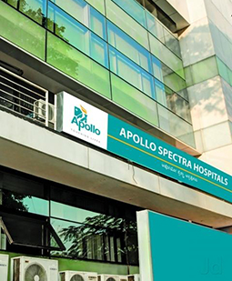 Apollo Spectra Hospital Koramangala