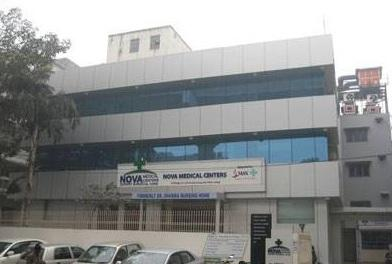 Main Building - Nova Medical Center Kailash Colony - Apollo Spectra Hospital Kailash Colony