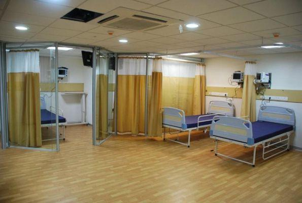 Patient's Room - Nova Medical Center Kailash Colony - Apollo Spectra Hospital Kailash Colony