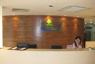 Reception Area - Nova Medical Center Kailash Colony - Apollo Spectra Hospital Kailash Colony