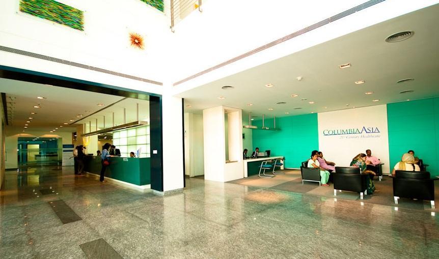 Photo gallery of Columbia Asia Hospital - Palam Vihar
