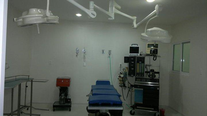 Treatment Room - Hospital de Tulúm