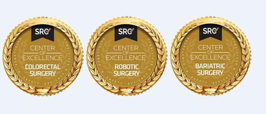 Accredited by the Surgical Review Corporation (SRC)