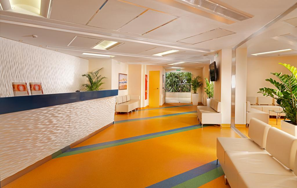 Outpatient Reception - MITERA General, Maternity-Gynecology & Children's Hospital
