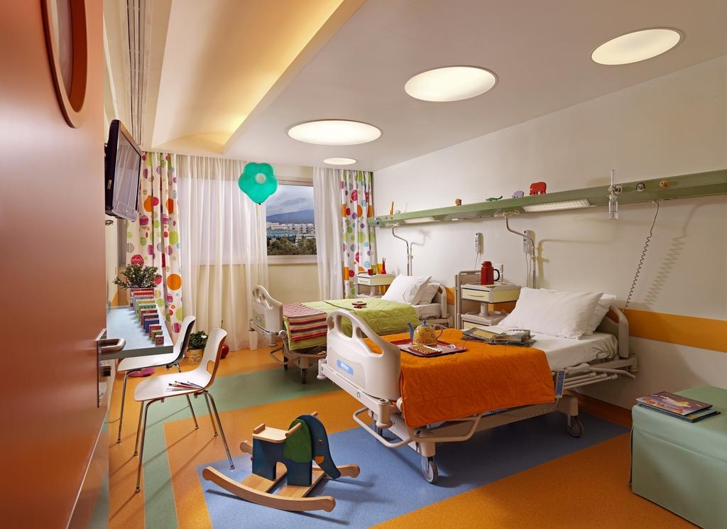 Pediatric Floor Patient Room - MITERA General, Maternity-Gynecology & Children's Hospital