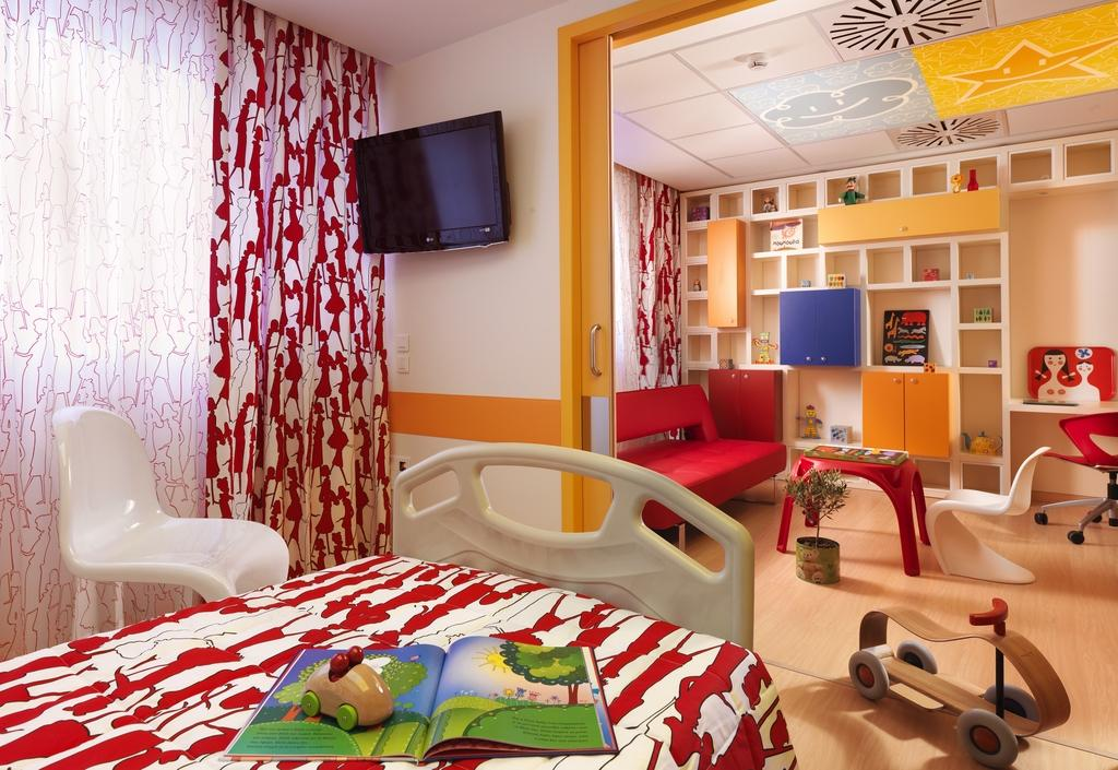 Pediatric Floor Suite - MITERA General, Maternity-Gynecology & Children's Hospital