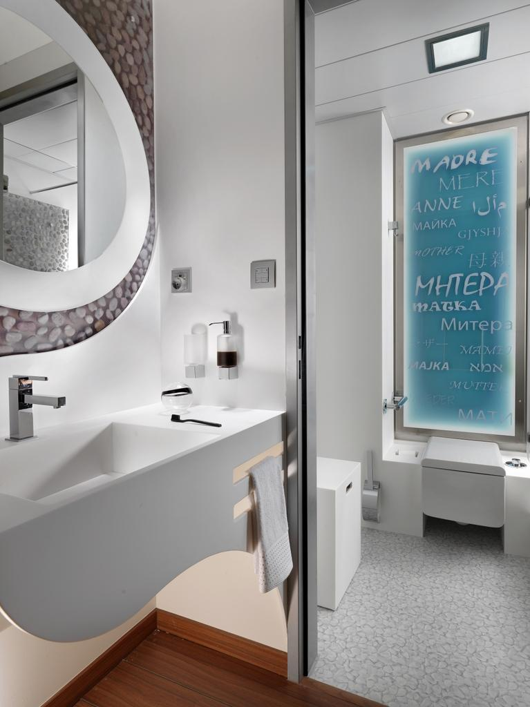 VIP Suite Bathroom - MITERA General, Maternity-Gynecology & Children's Hospital