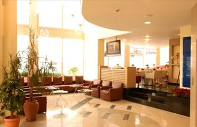 Waiting Area - Jinemed Hospital