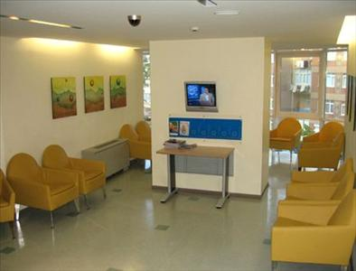 Waiting Lounge - Jinemed Hospital