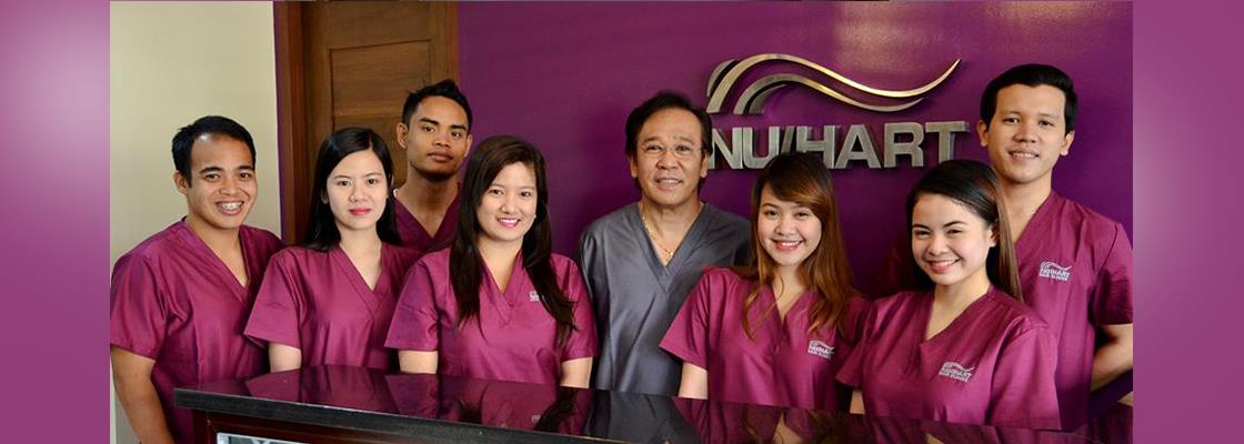 Nuhart Hair Restoration Philippines