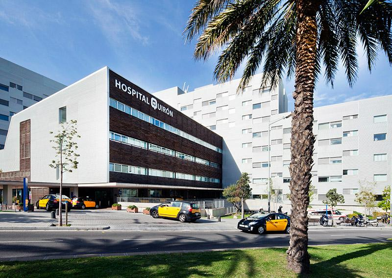 Quiron Hospital - Barcelona Spine Center
