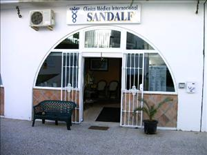 Clinica Médica Internacional - SANDALF