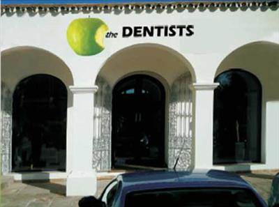Main Building - The Dentists